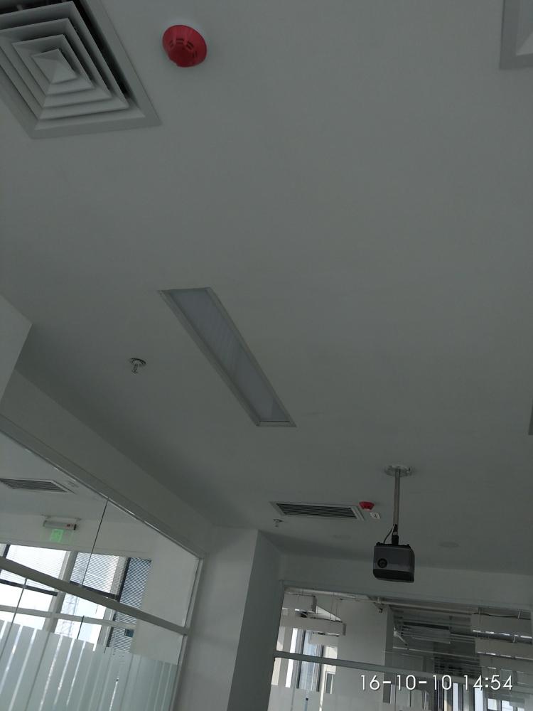 室內機安裝效果圖