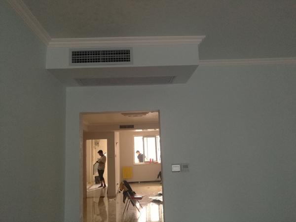 室內機中央空調安裝效果圖3