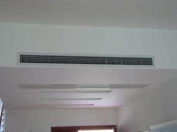 美的中央空调出风口设计标准—中央空调风口作用